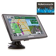 Garmin DriveSmart 51 GPS with Voucher and Mount