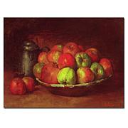 Still Life with Fruit by Gustave Courbet Art Print