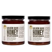 Golden Door 12 oz. Wildflower Honey - Set of 2