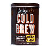Grady's Cold Brew Coffee Bean Bags 2-pack