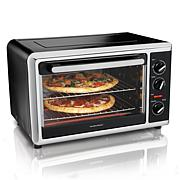 Hamilton Beach # 31105 Countertop Oven with Rotisserie