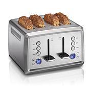 Hamilton Beach Digital 4-slice Toaster