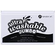 Hampton Art Jumbo Washable Ink Pad - Black