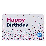Happy Birthday HSN Gift Card