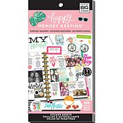Happy Planner Sticker Value Pack - Everyday Memories 606-pack