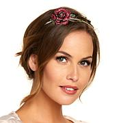 "Heidi Daus ""Before the Last Petal Falls"" Headband"