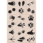 Hero Arts Ink 'n' Stamp Set - Animal Prints
