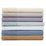 Highgate Manor 100% Cotton Chantilly Lace 6-piece Sheet Set