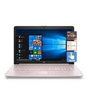 "HP 17.3"" Touchscreen AMD Quad-Core 8GB RAM, 1TB HDD Laptop w/Office"