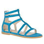 Hush Puppies Abney Chrissie Leather Gladiator Sandal