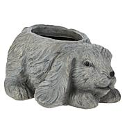 Improvements Stone Animal Planter
