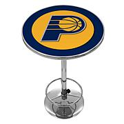 Indiana Pacers NBA Chrome Pub Table