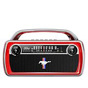ION Audio Ford Mustang Portable Bluetooth Stereo Retro Speaker