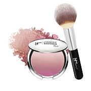 IT Cosmetic Radiance Ombre Blush with Luxe Brush