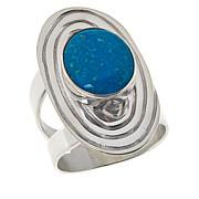 Jay King Sterling Silver Kingman Turquoise Ring