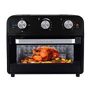 Kalorik 22-Quart Air Fryer Toaster Oven - Black