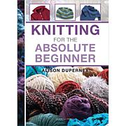 """""""Knitting for the Absolute Beginner"""" Book"""
