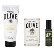 Korres 2-pc Olive Oil Nourish & Repair Skincare Set