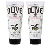 Korres Olive Oil BodyCream Duo