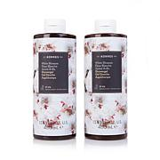 Korres White Blossom Shower Gel Duo