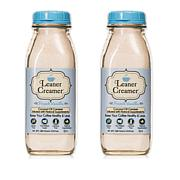 Leaner Creamer French Vanilla Powdered Coffee Creamer 2-pack