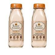 Leaner Creamer Hazelnut Powdered Coffee Creamer 2-pack