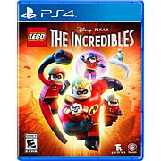 """LEGO The Incredibles"" Game for PS4"