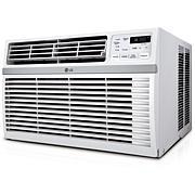 LG 15,000 BTU Window-Mount Air Conditioner with Remote
