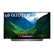"LG 65"" 4K HDR Smart OLED C8PUA Series TV with AI ThinQ"
