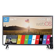 "LG LJ550M 32"" 720p Smart HDTV with webOS, Built-in Wi-Fi & HDMI Cable"