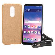 """LG Stylo 4 6.2"""" HD 16GB Tracfone with 1500 Min/Text/Data"""