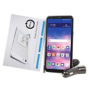 """LG Stylo 5 6.2"""" FHD+ Tracfone with 1500 Min/Text/Data for 365 Days"""