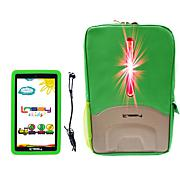 """LINSAY 7"""" 32GB Kids Tablet Android 10 with Backpack"""