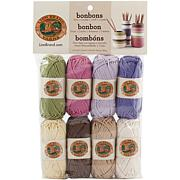 Lion Brand Yarn Bonbons 8 Pack - Nature