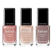 Londontown Lakur Nude Nail Lacquer Trio
