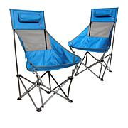 Mac Sports 2-pack Folding XP Pop Chair