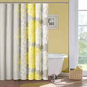 Madison Park Brianna Shower Curtain