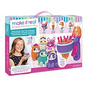Make It Real Gurumi Maker: Knitted Friends