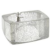 MarlaWynne Speckled Square Hinged Bangle Bracelet