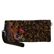 Mary Frances Beaded Convertible Crossbody Wallet