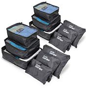 Miami Carryon 12-Piece Travelers Packing Cubes