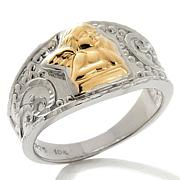 "Michael Anthony Jewelry® ""Guardian Angel"" Band Ring"