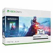 """Microsoft Xbox One S 1TB Console with """"Battlefield V"""""""