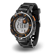 "MLB Team Logo ""Power"" Digital Sports Watch - Mets"