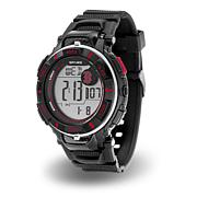 "MLB Team Logo ""Power"" Digital Sports Watch - Red Sox"