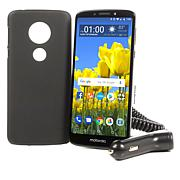 """Motorola Moto e5 5.7"""" 16GB Total Wireless Phone with Month of Service"""