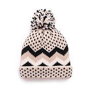 MUK LUKS® Women's Chevron Pom Hat