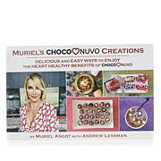 Muriel's ChocoNuvo Creations Cookbook