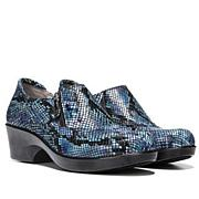 Naturalizer @work Florence Leather Exotic-Print  Shoe