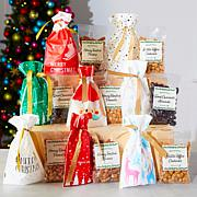 Nature's Eats (8) 6.25 oz. Nut Mixes Holiday Gift Set